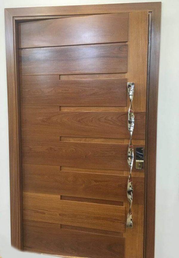 Porta Pivotante Ripada.